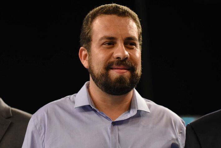 Esse é Guilherme Boulos