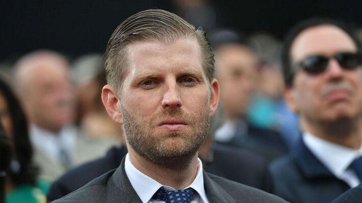 Eric Trump, filho do presidente dos EUA