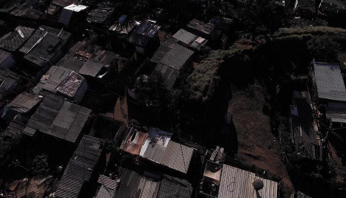 Favela do Mandela em Campo Grande (MS)