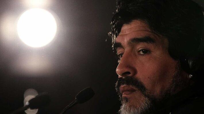 Esse é Diego Armando Maradona, morto em 25 de novembro de 2020