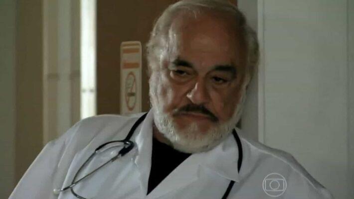Jonas Mello, de 83 anos
