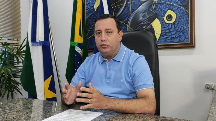 Esse é Odilon Ribeiro (PSDB)