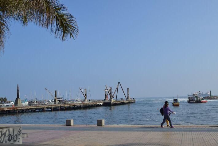 Porto de Antofagasta_