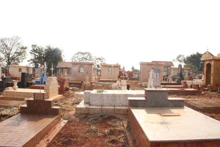 Cemitério Santo Amaro em Campo Grande