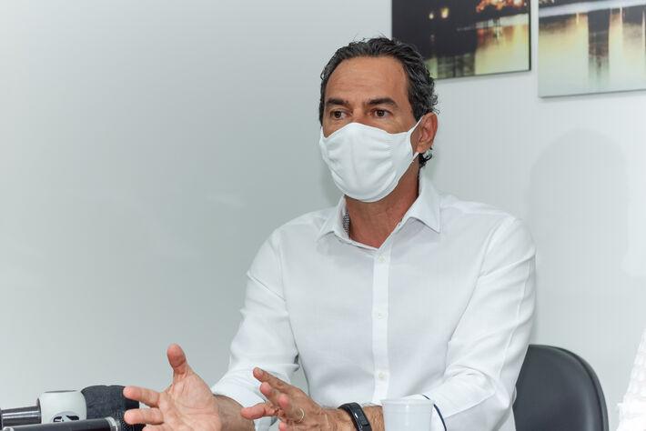 Marquinhos Trad (PSD), prefeito reeleito em Campo Grande (MS)