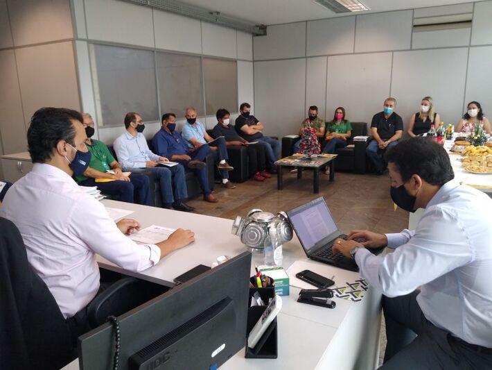 Reunião define regras de biossegurança e jurídica para contratação de indígenas