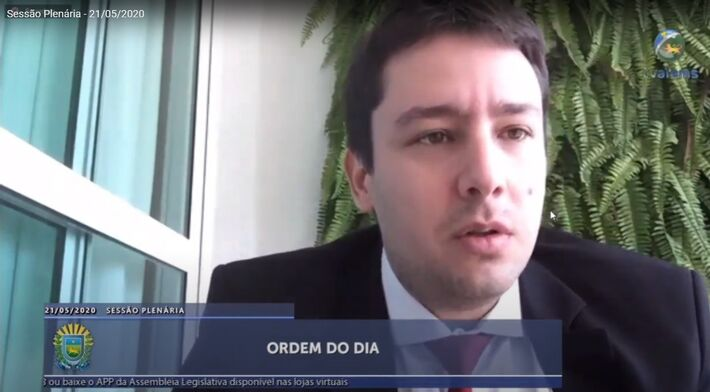 Esse é João Henrique (PL)