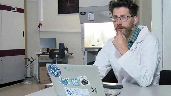 Biólogo Alexander