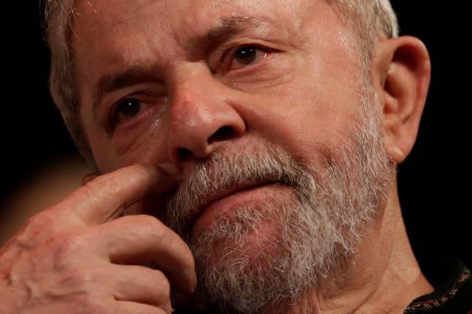 Lula: Ex-presidente está preso desde abril de 2018 na sede Polícia Federal de Curitiba