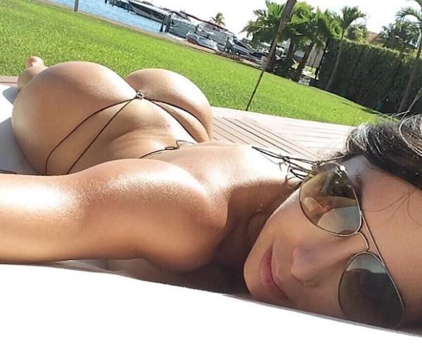 A modelo e influenciadora digital Josely Cano (1990-2020), conhecida como Kim Kardashian Mexicana