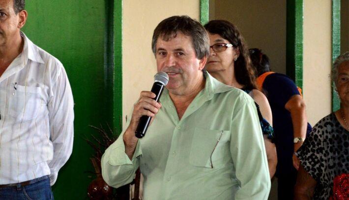 Esse é Jair Scarpini (PSDB)
