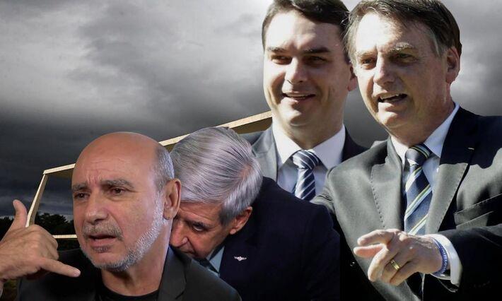 Documentos revelam que Abin atuou para ajudar na defesa de Flávio Bolsonaro