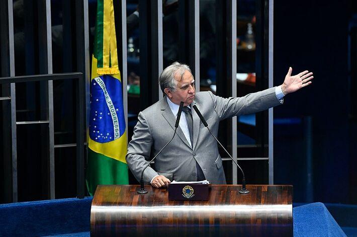 O senador Izalci Lucas (PSDB-DF) foi o relator da matéria, que volta à deliberação da Câmara