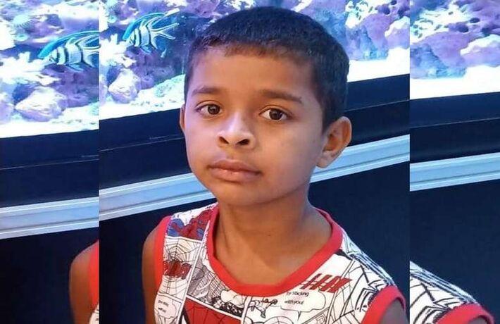 Samuel desapareceu nas águas do Rio Anhanduí, em Campo Grande.