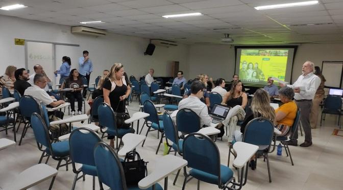 Programa MS de Integridade quando foi aplicado na Agência de Habitação Popular de Mato Grosso do Sul (Agehab) - março de 2020