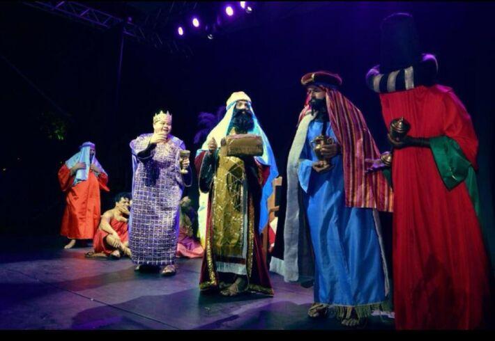 Alto do Natal realizado na Cidade do Natal em 2019