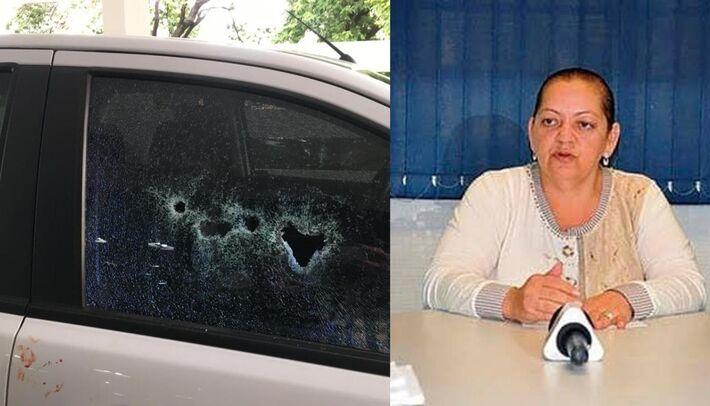 Diretora do Sanear de Rondonópolis foi assassinada