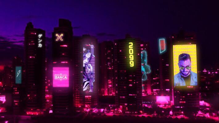 Empreendimento fundado na Capital lançou hoje, às 11h20 pelo horário de MS, nova campanha que dá vida ao universo de Cyberpunk 2077