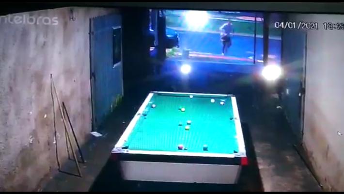Assassinato de comerciante no Danúbio Azul, bairro de Campo Grande (MS)