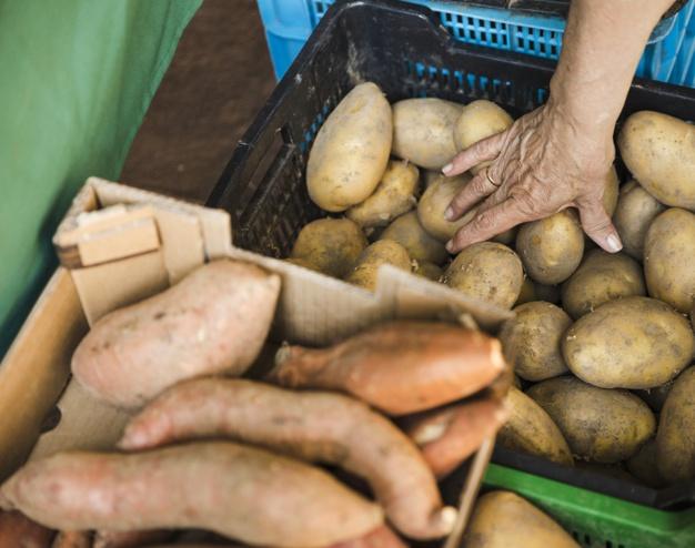 Em Campo Grande a batata foi o produto que mais variou (4,16%) em Dezembro