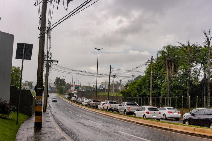 Previsão do tempo neste domingo em Mato Grosso do Sul