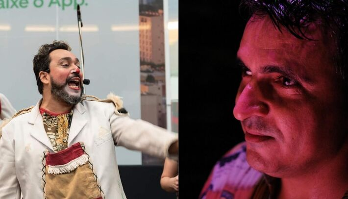 Fernando Lopes e Espedito