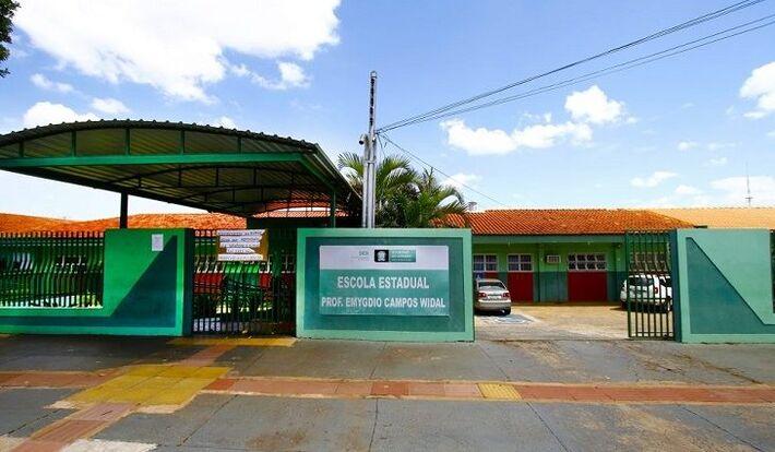 Escola em Campo Grande -  MS