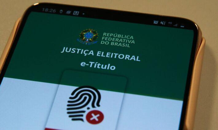 App da Justiça Eleitoral