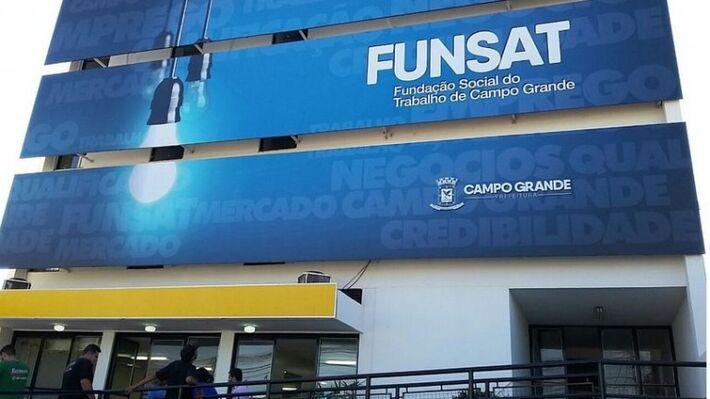Funsat e Funtrab divulgam lista com ofertas de emprego em dezenas de setores