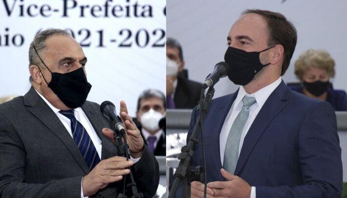 Dr. Jamil e João Cesar Mattogrosso defendem luta contra obesidade; energia solar; jovens na política e direitos das mulheres