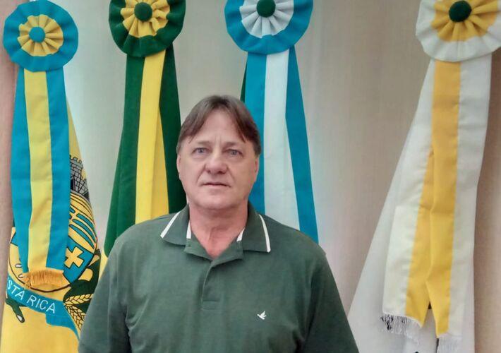 A Prefeitura Municipal de Costa Rica decretouluto oficial