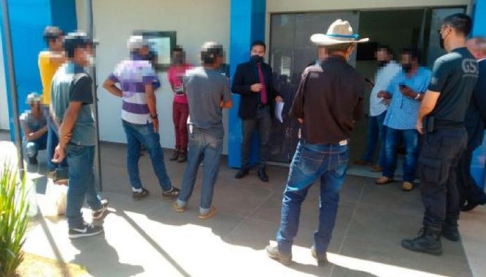 Acordo para o pagamento dos direitos trabalhistas e reparações à sociedade foi conduzido pelo Ministério Público do Trabalho em Mato Grosso do Sul