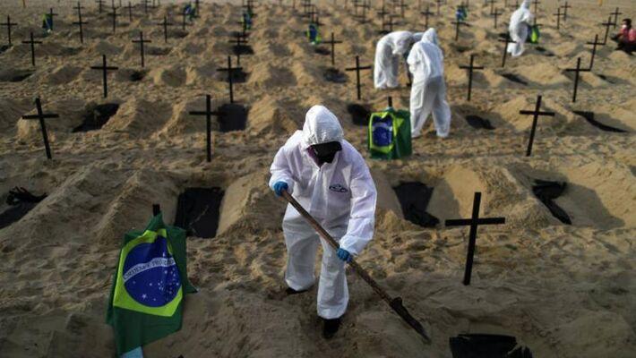 De acordo com a universidade britânica, a evolução da última semana analisada aponta que a contaminação pela covid-19 está em alta.