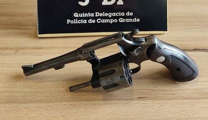 Arma do crime