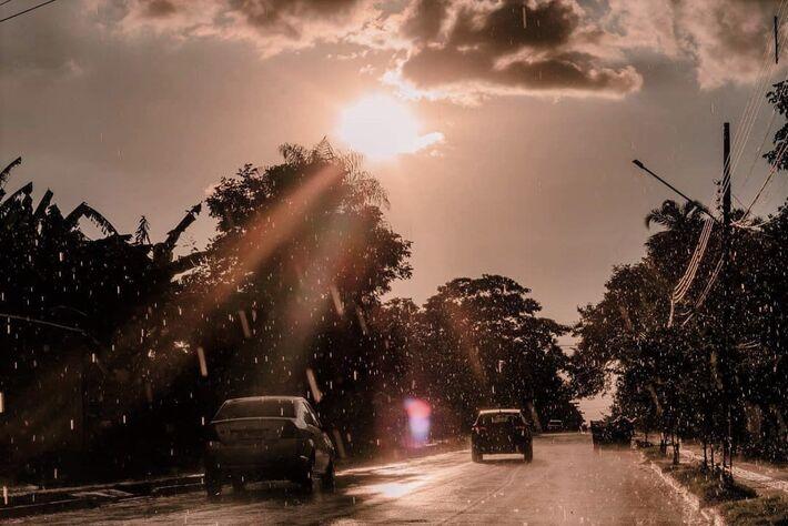 Previsão do tempo nesta quinta-feira (25.fev) em Mato Grosso do Sul