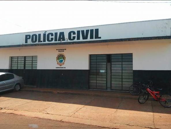 Caso foi registrado como morte a esclarecer na Delegacia de Laguna Carapã (Divulgação)