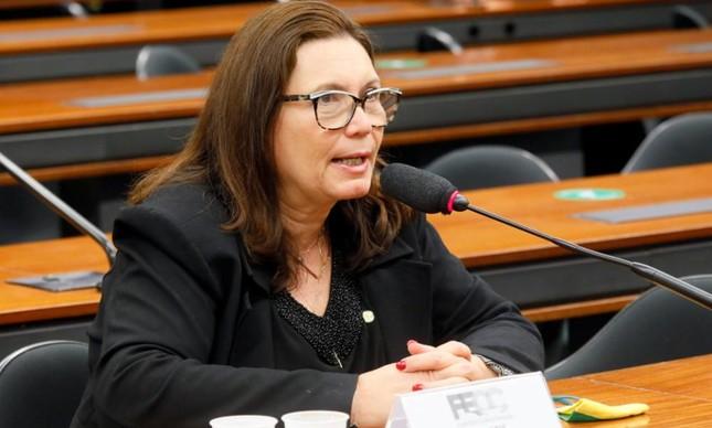 Deputada federal Bia Kicis (PSL-DF)