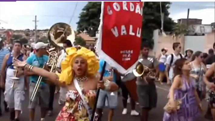 Cordão Valu, de Campo Grande