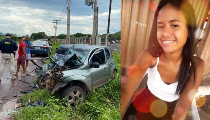 Alessandra perdeu a vida aos 17 anos em rodovia de MS