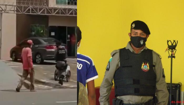 Policial Militar andou por 40 minutos até vender todos os picolés