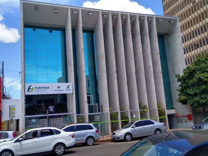 Com sede na rua 13 de maio, 2773, a Funtrab oferece 310 vagas para Campo Grande