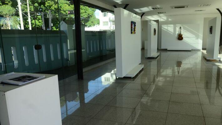 Galeria de vidro em Campo Grande