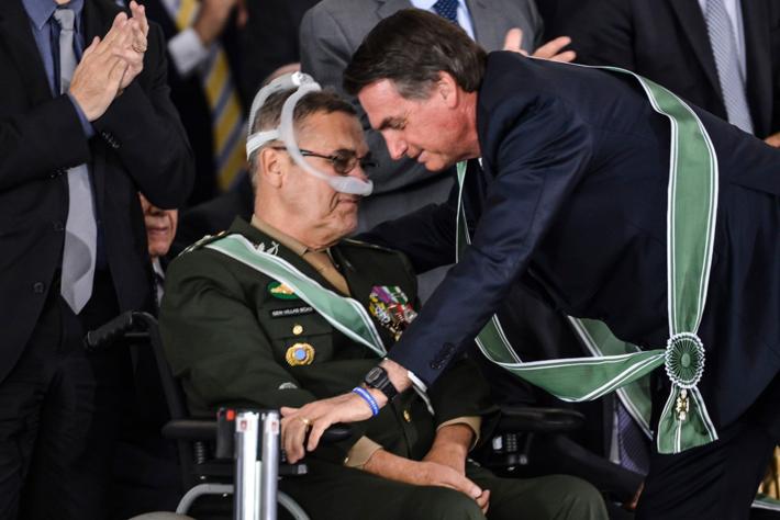 General Villas Boas revela crimes contra a Constituição em Alto-Biografia