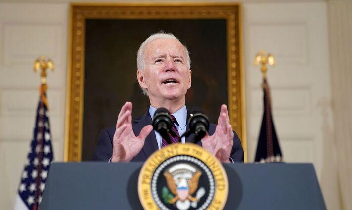 Esse é Joe Biden