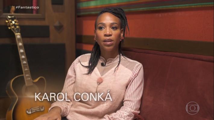 Ex-sister Karol Conká