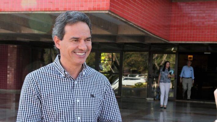 Marquinhos Trad reuniu-se no Ministério do Desenvolvimento Regional pela manhã e visita bancada federal de MS à tarde