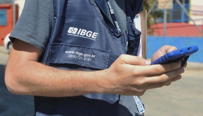 Aberto concurso do IBGE