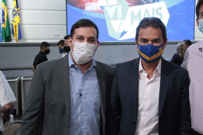 Maksoud espera ação conjunta entre o Legislativo da Casa de Leis e o Executivo, por parte de Marquinhos e vice, Adriane Lopes
