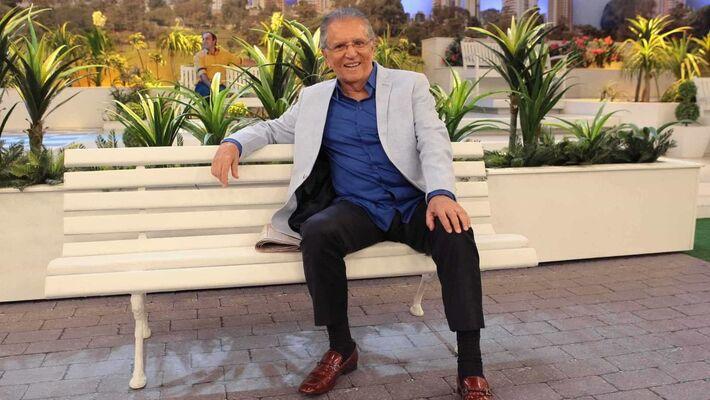 Carlos Alberto, da Praça é Nossa