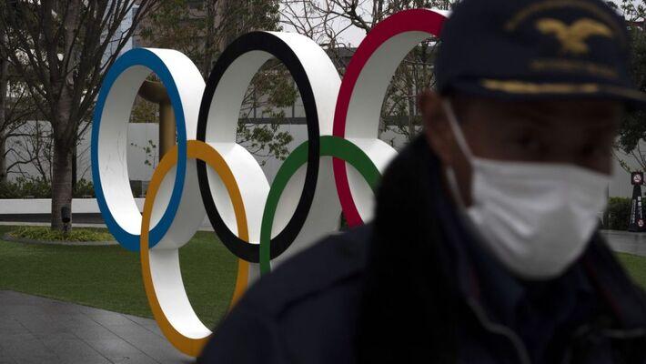 data prevista para a cerimônia de abertura da Olimpíada de Tóquio é daqui pouco mais de cinco meses